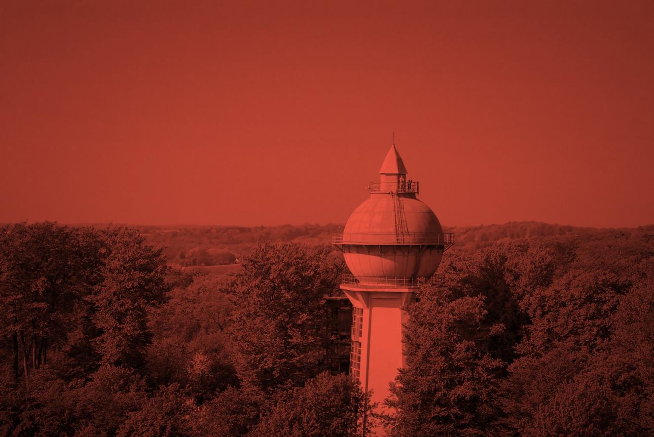 Beste Aussichten – unser Wasserturm in Essen