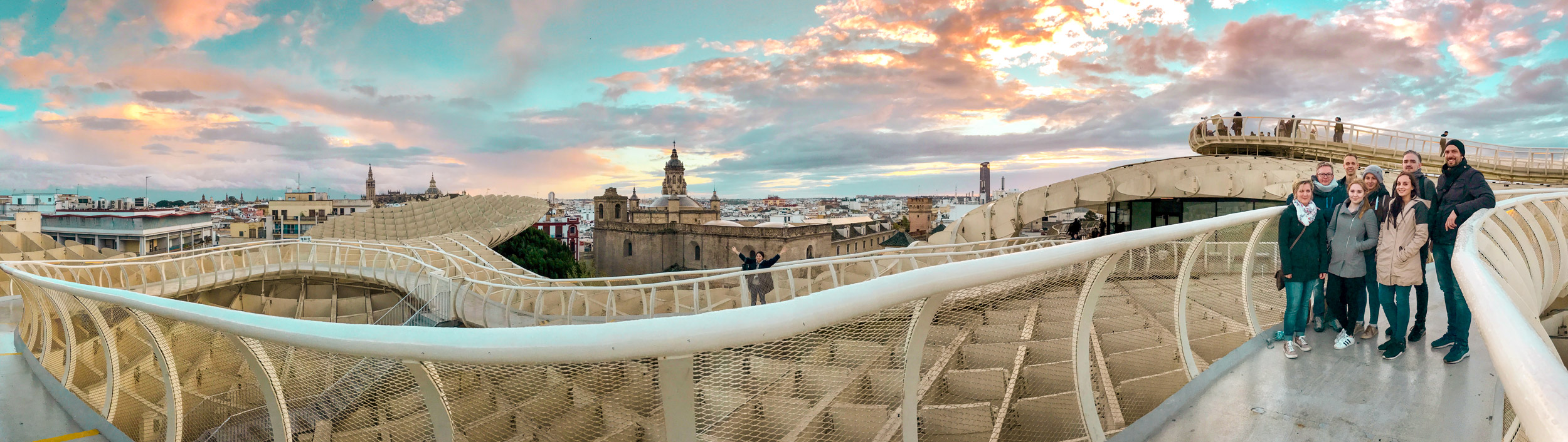 Agenturausflug Sevilla 2017